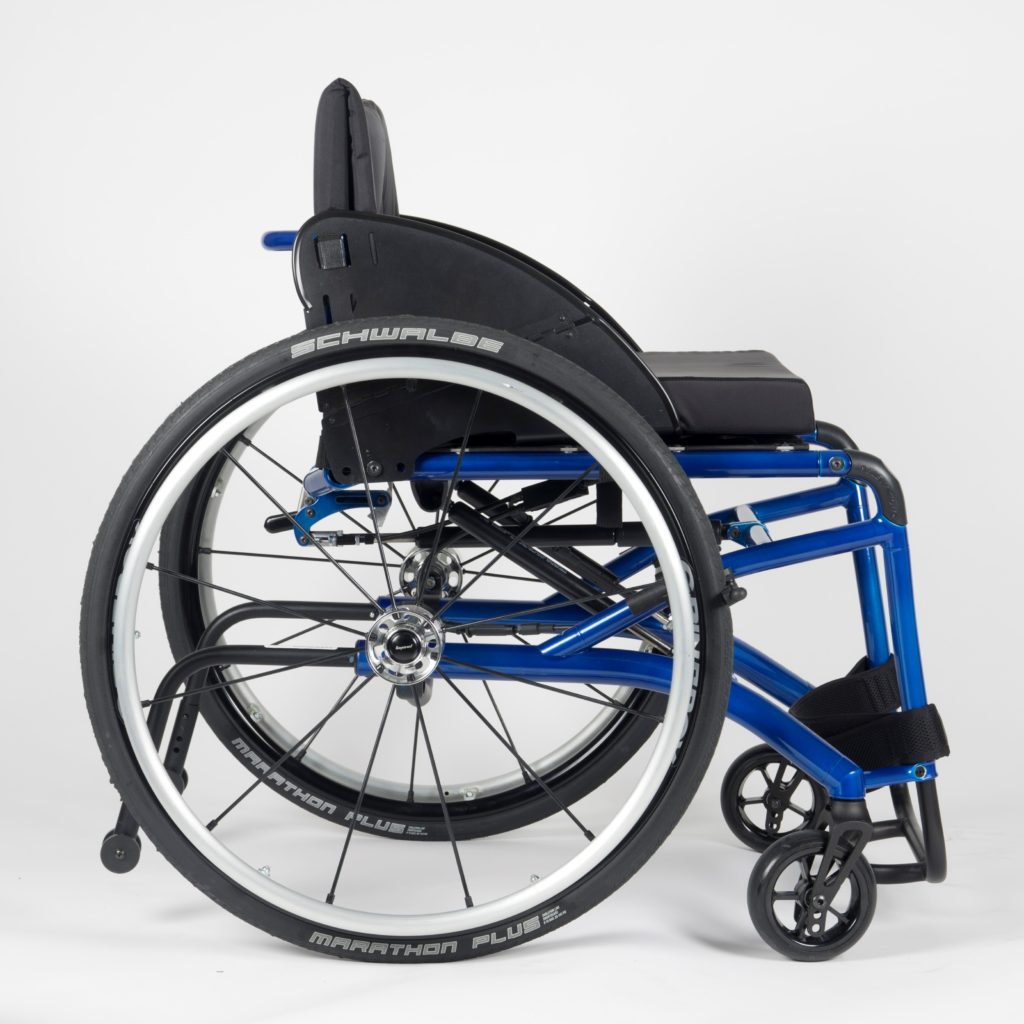 Elevation Ultra Lightweight Wheelchair